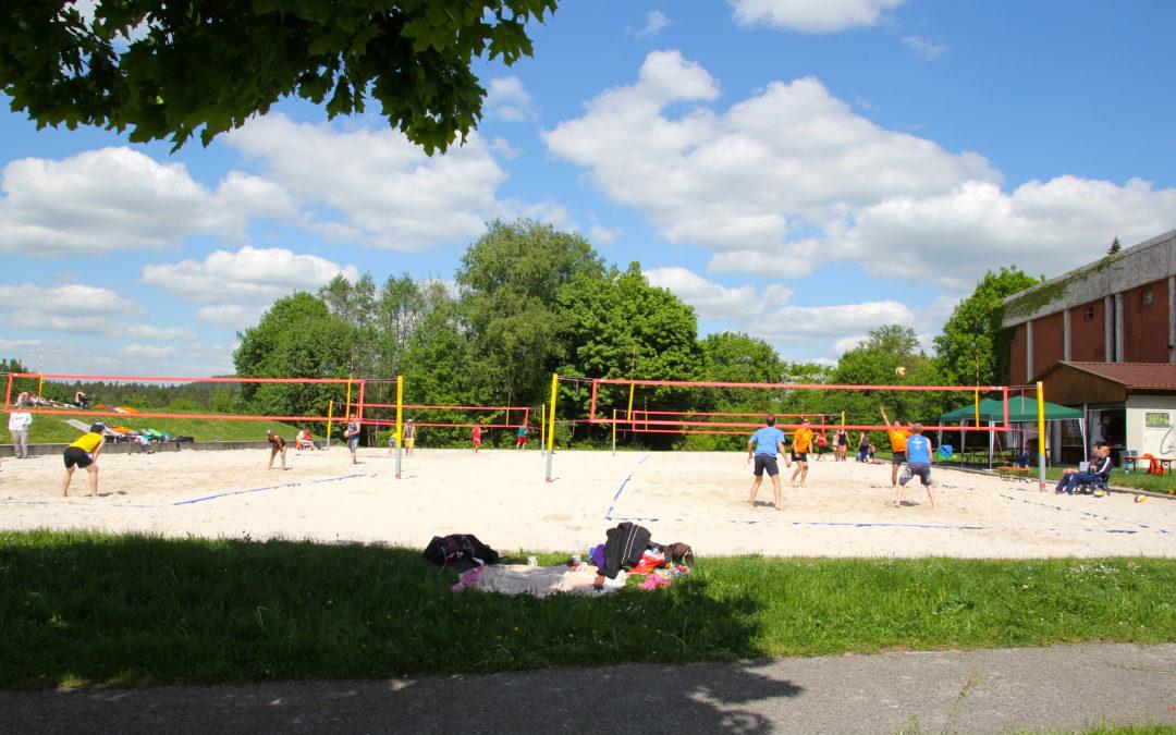 Beachvolleyball für Jedermann beim TV Altdorf