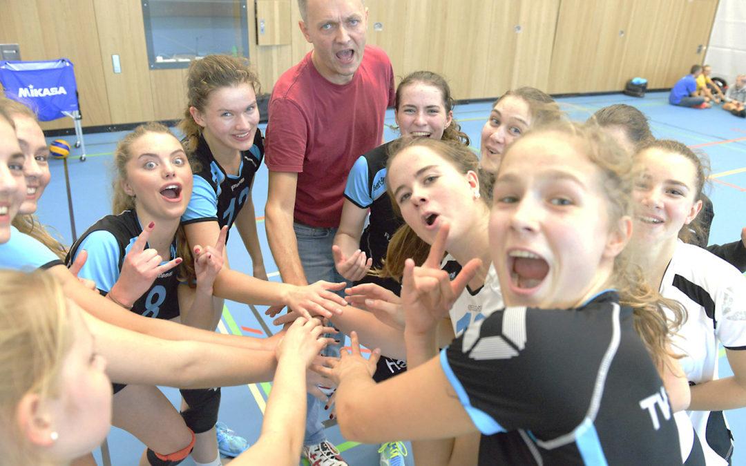 Ein Volleyball-Wochenende mit wenig echten Erfolgen für den TV Altdorf