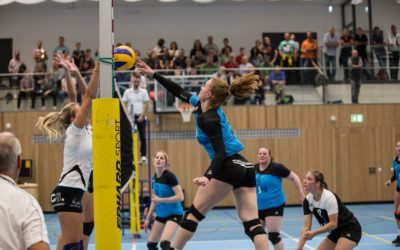 3.-Liga-Volleyballerinnen des TV Altdorf wollen heute mit Lockerheit und Leistung glänzen