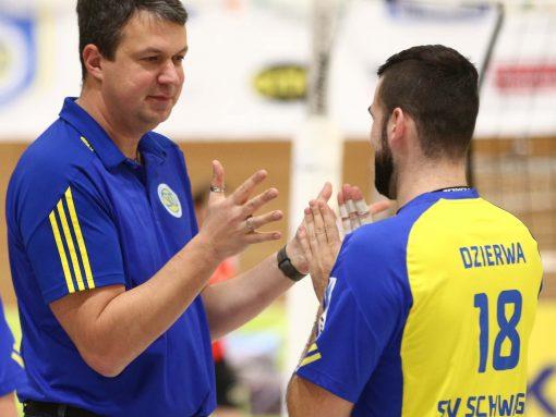 Altdorfer Drittliga-Volleyballdamen-Damen sind in Hammelburg zu Gast