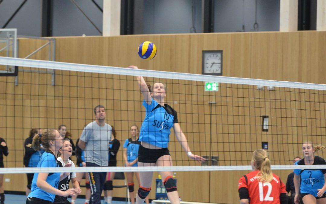 3.-Liga-Volleyballerinnen des TV Altdorf ernten hohen Respekt und tiefes Mitgefühl