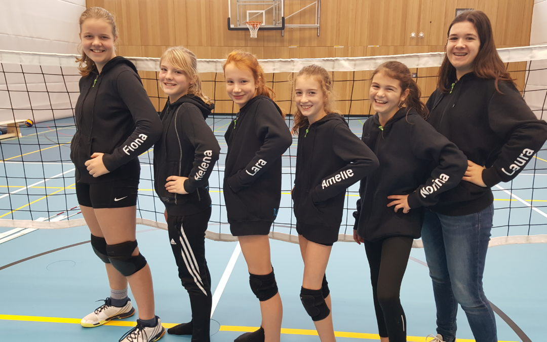 U14w ist Bezirksligameister!