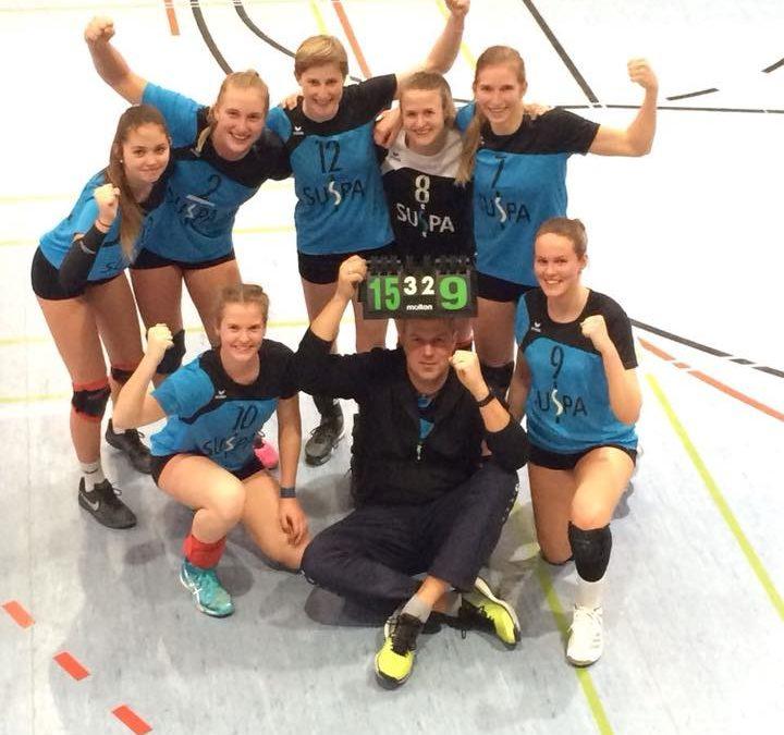 3.-Liga-Volleyballerinnen des TV Altdorf gewinnen in Eiselfing 3:2