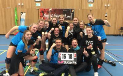 3.-Liga-Volleyballerinnen des TV Altdorf gewinnen wieder mit 3:2 Sätzen gegen TSV Eiselfing