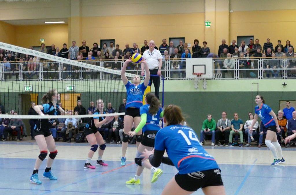 Altdorfer 3.-Liga-Volleyballerinnen wollen in Chemnitz den Schwung vom letzten Wochenende mitnehmen