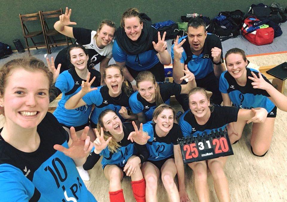Altdorfer 3.-Liga-Volleyballerinnen steigen nicht ab