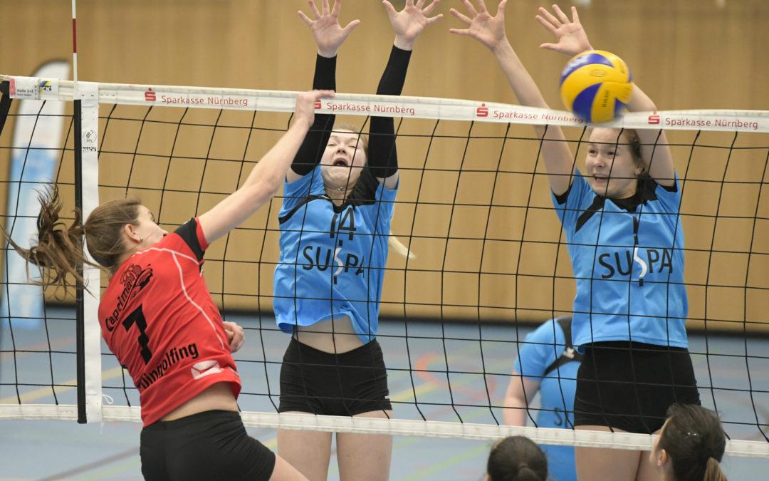 Altdorfer 3.-Liga-Volleyballerinnen: zwei Spiele zu Hause mit hoher Bedeutung