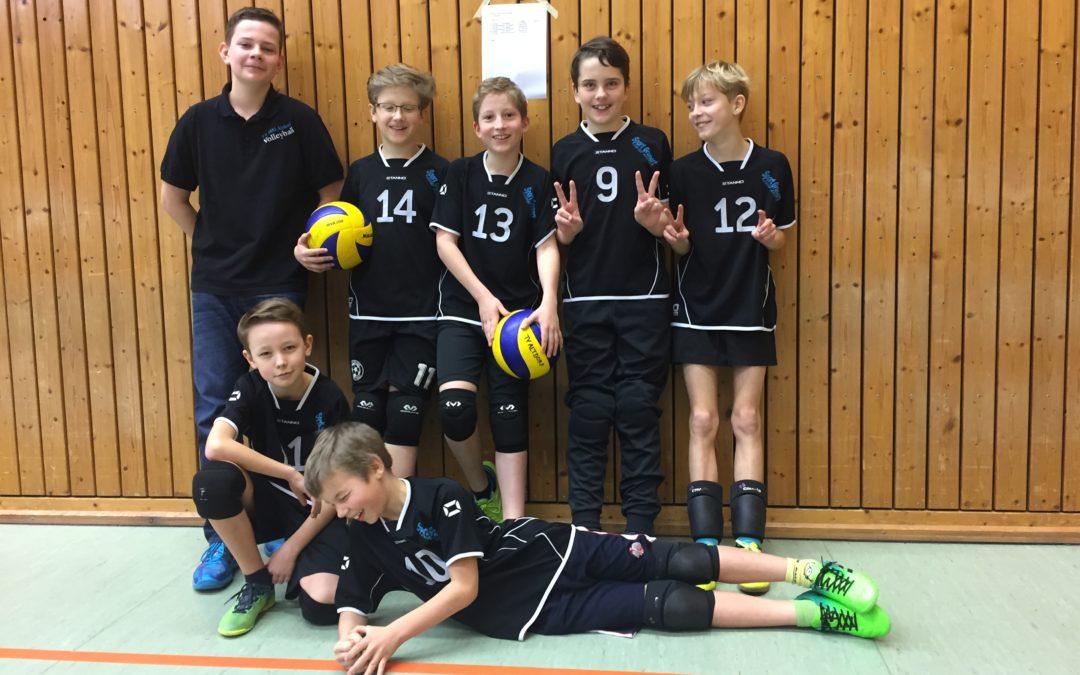 Männliche Altdorfer U13-Jugend 12. in Nordbayern