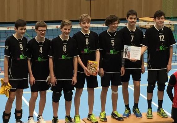 Nordbayerische Meisterschaft der U16-Jungen in Altdorf