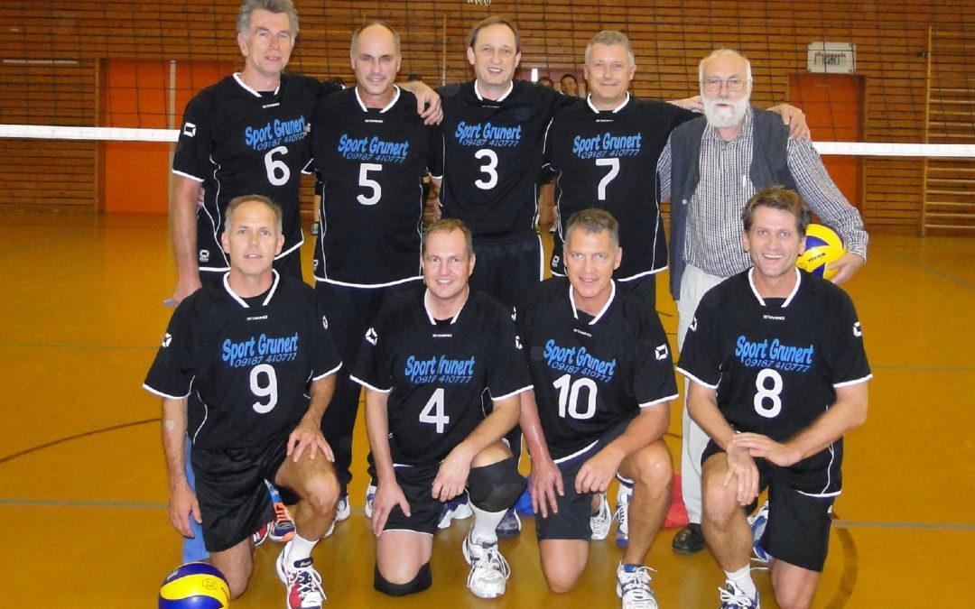 Altdorfer Kreisliga-Volleyballer absolvieren ihre letzten beiden Spiele