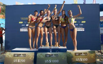 Viktoria Seeber gewinnt die World Tour in Alanya