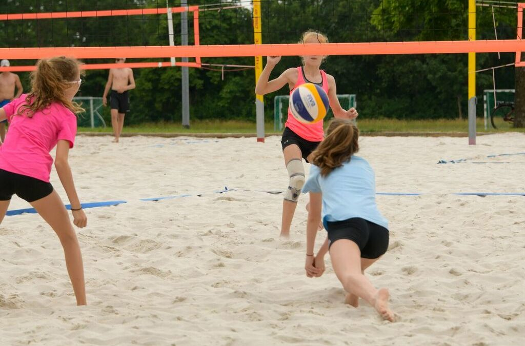 U17-Beachvoll: Bezirksmeisterschaften in Altdorf