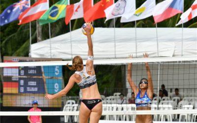 Viktoria Seeber in China mit Sieg und Niederlage