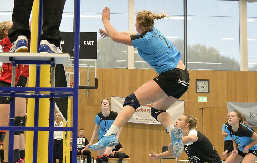 3.-Liga-Volleyballerinnen des TV Altdorf  wollen zu Hause wieder punkten