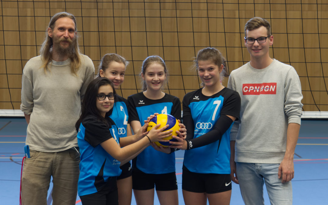 Spieltagwochenende der TV-Volleyballer mit sieben Teams in Aktion