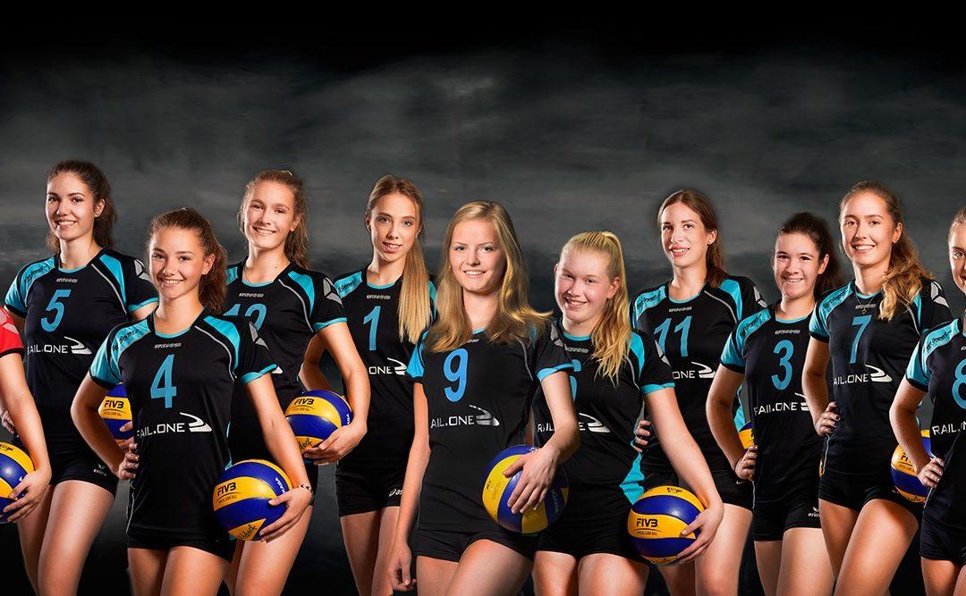 TVA-Volleyballerinnen behaupten den ersten Tabellenplatz in der Landesliga