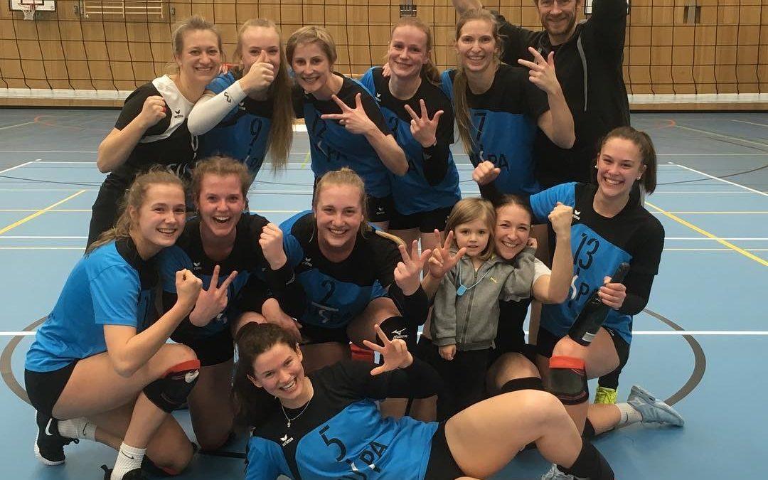 Verdienter 3:1 Sieg der TVA-Ladies