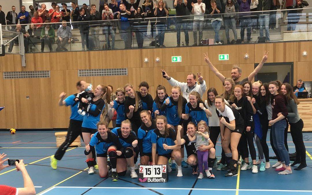 Furioses Finale zum Abschluss – TV Altdorf vermeidet mit einem 3:2-Sieg den Abstieg