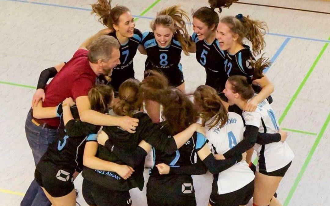 U20-Volleyball-Juniorinnen suchen in Altdorf die Qualifikanten für die Deutsche