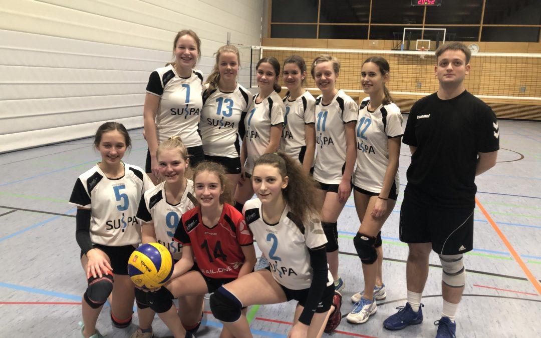 Volleyballdamen TV Altdorf III sind Meisterinnen der Kreisklasse Ost