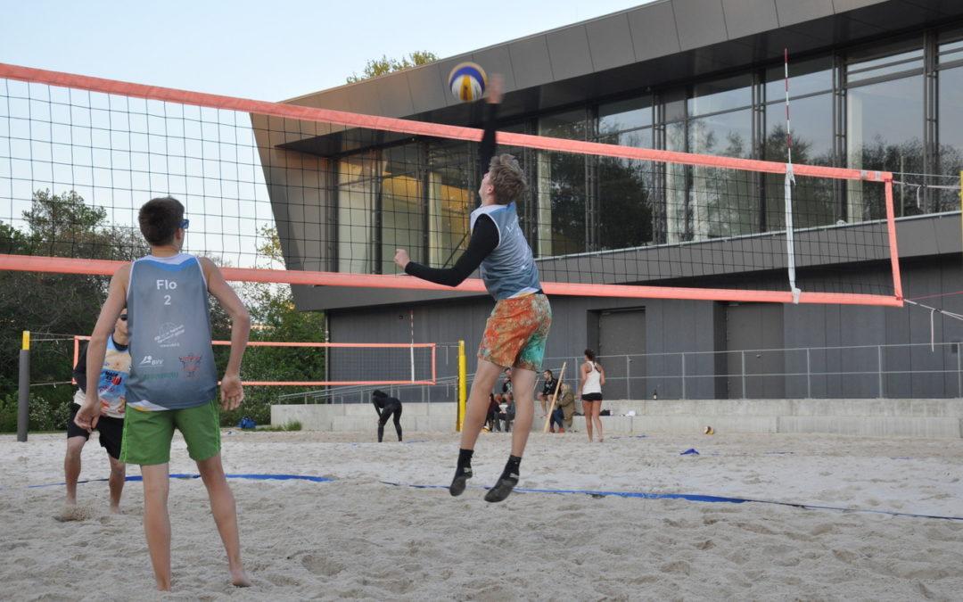 BVV Beach Cup+ in Landsberg am Lech mit reger  Altdorfer Beteiligung