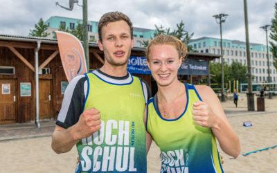 Deutsche Hochschulmeisterschaften im Beachvolleyball