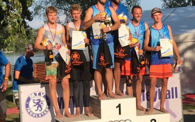 Beachvolleyball-Endturnier in Ingolstadt mit reger regionaler Beteiligung und respektablen Erfolgen