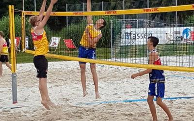 Prima Beachvolleyball-Saison ohne echtem Höhepunkt