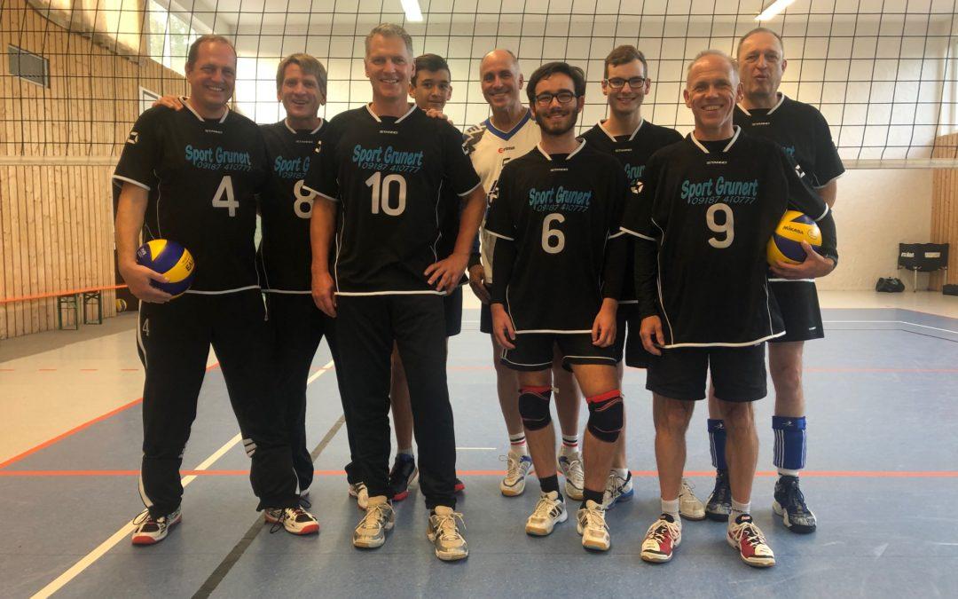Großkampftag bei den TVA Volleyballern