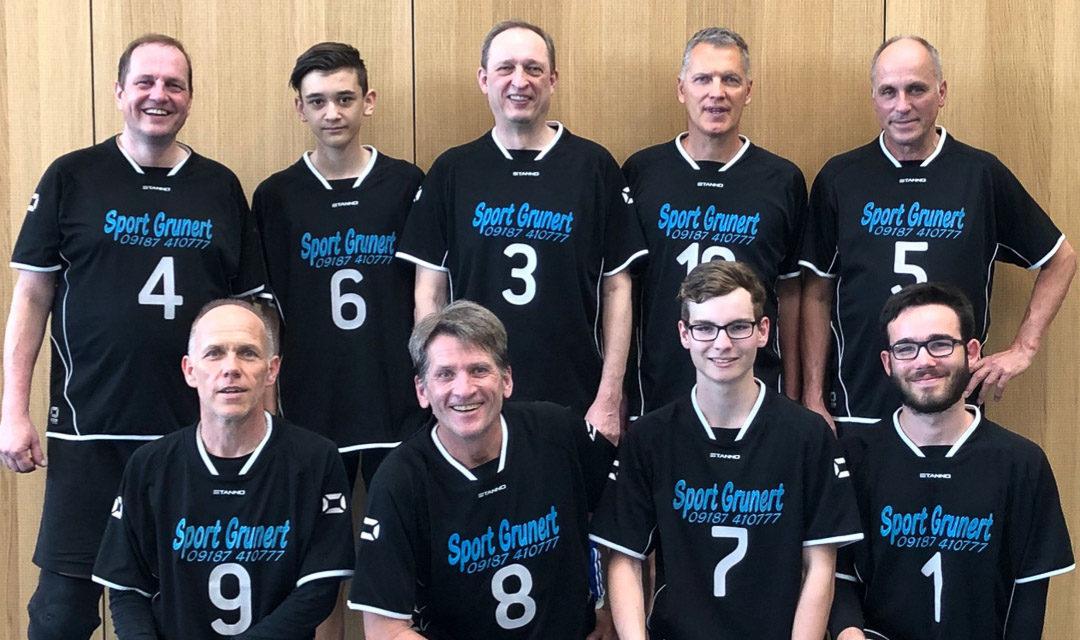 Großkampftag am Wochenende für die Altdorfer Volleyballer