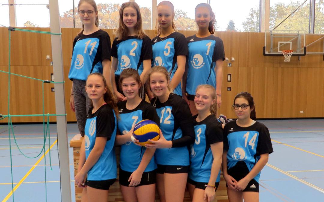 Punktlandung der Altdorfer U16-Volleyball-Mädchen
