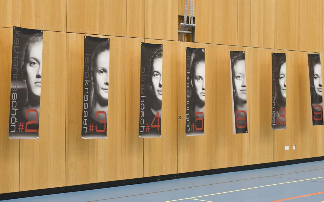 TV-Volleyballdamen mit der Tabellenführung ins neue Jahr