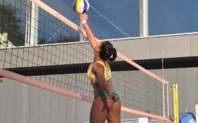 Beachvolleyball: Eine kurze Saison hat begonnen