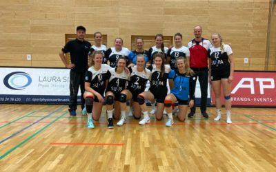 Volleyball: 2. Bundesliga-Debüt mit 1:3-Niederlage