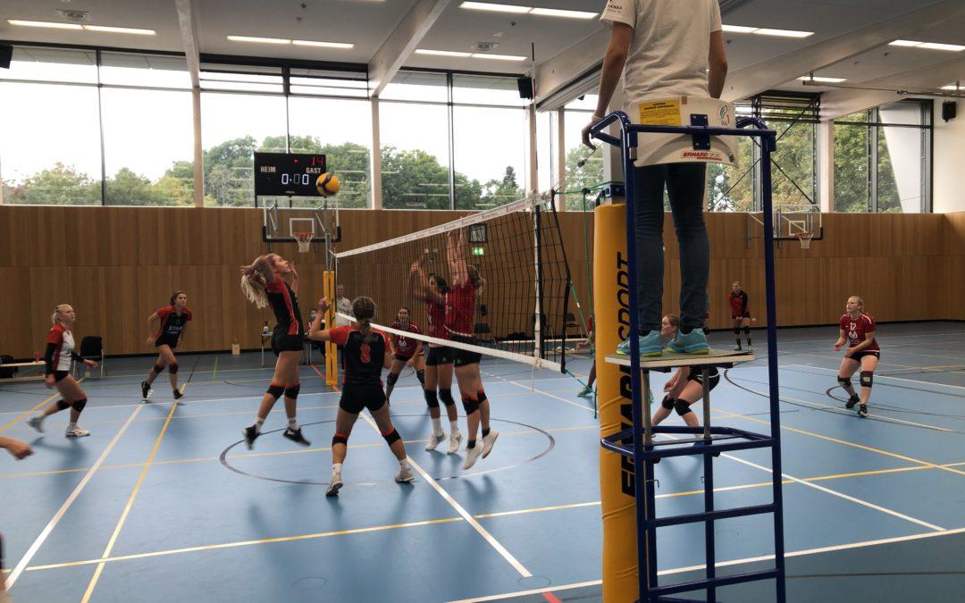 TVA-Damen II gegen TSV Lengfeld mit 2:3 gestartet