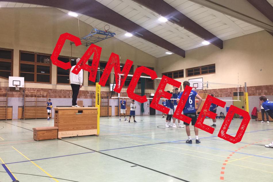 BVV-Vorstand beschließt Abbruch des Erwachsenen-Spielbetriebs