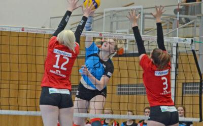 Altdorfs Aushängeschild – Volleyballerinnen überzeugen im ersten Zweitliga-Jahr