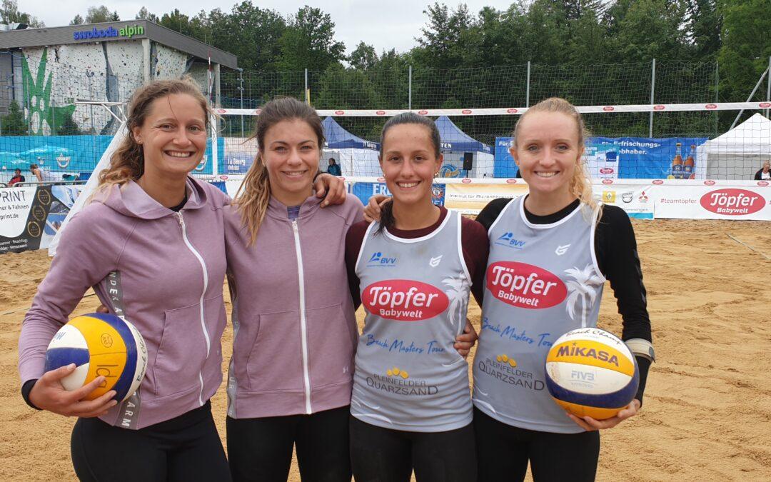 BVV-Masters Kategorie 1+ in Kempten ein Erfolg