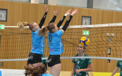 Kathi, the captain – TV Altdorf bleibt Tabellenführer der 2. Bundesliga